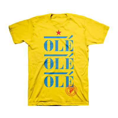 The Rolling Stones: OLÉ OLÉ OLÉ! A Trip Across Latin America T-Shirt