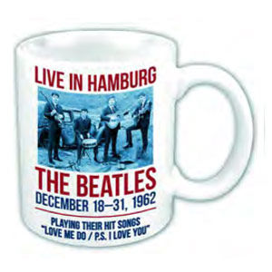 The Beatles: The Beatles 1962 'Live In Hamburg' Boxed Mug