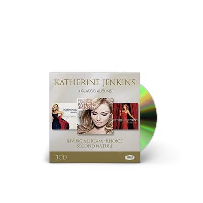 Katherine Jenkins: Katherine Jenkins: 3 Classic albums