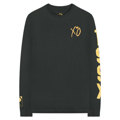 The Weeknd: EST. LOGO LONGSLEEVE
