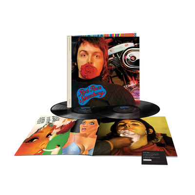 Paul McCartney and Wings: Red Rose Speedway - Special Edition 2LP