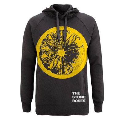 The Stone Roses: Large Lemon Hoodie