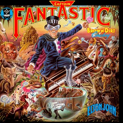 Elton John: Captain Fantastic And The Brown Dirt Cowboy