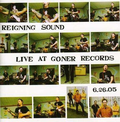 Reigning Sound: Live At Goner Records
