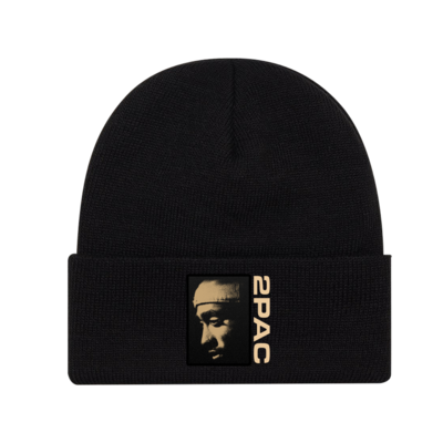 2Pac: UNTIL THE END OF TIME BEANIE