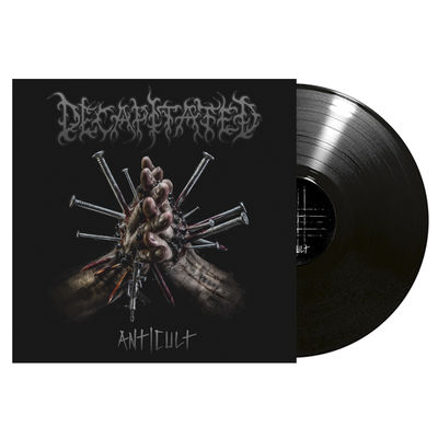 Decapitated: Anticult: Limited Edition Gatefold Vinyl + Signed Insert