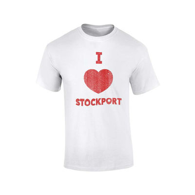Blossoms: I <3 Stockport T-Shirt