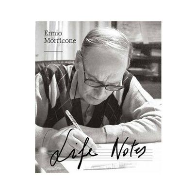 Ennio Morricone: Ennio Morricone - Life Notes Book