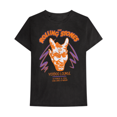 The Rolling Stones: Voodoo Lounge Oct 31 T-Shirt