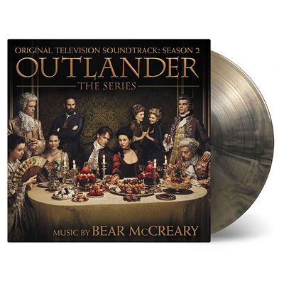 Original Soundtrack: Outlander Season 4: Limited Edition Coloured Vinyl