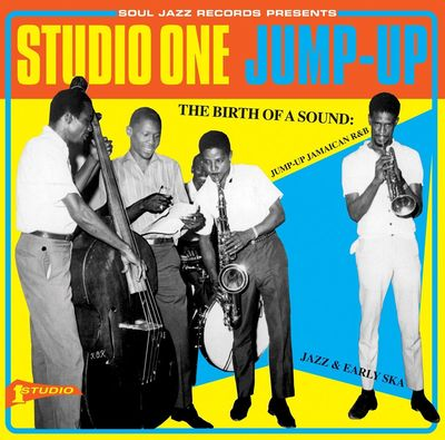 Various Artists: Soul Jazz Records presents: Studio One Jump-Up