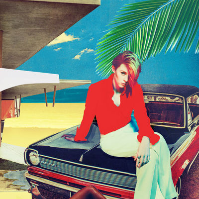 La Roux: Trouble In Paradise CD Album