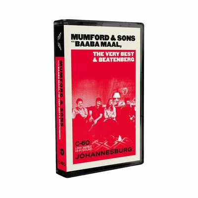 Mumford & Sons : Johannesburg (Limited Edition Cassette)