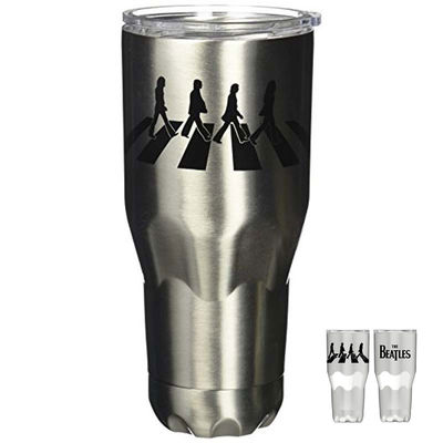 The Beatles: Abbey Road 30oz Vacum Insulated Steel Tumbler