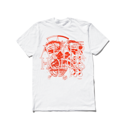 The Weeknd: GOD IS ALIVE T-SHIRT