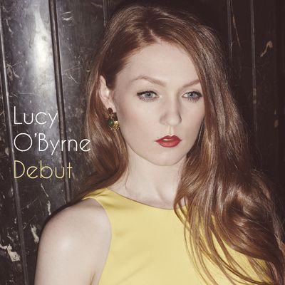 Lucy O'Byrne: Debut (Signed CD)