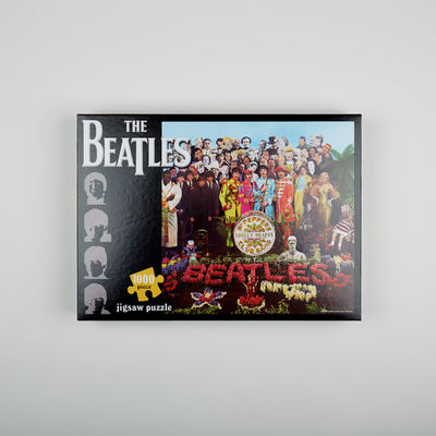 Abbey Road Studios: The Beatles Sgt Pepper 1000 Piece Puzzle