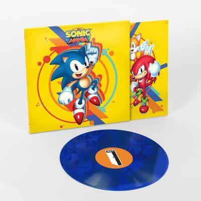 Original Soundtrack: Sonic Mania: Blue Vinyl