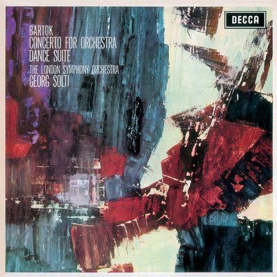 Georg Solti: BARTOK: Concerto for Orchestra & Dance Suite
