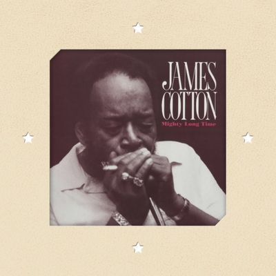 James Cotton: Mighty Long Time