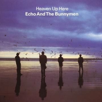 Echo & The Bunnymen: Heaven Up Here: Double LP (180g Hardback Book Edition)