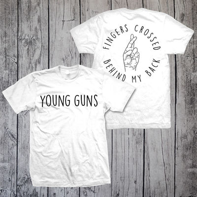 Young Guns: Fingers Crossed T-Shirt