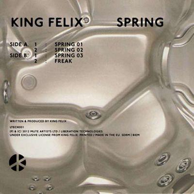 King Felix (Laurel Halo): Spring