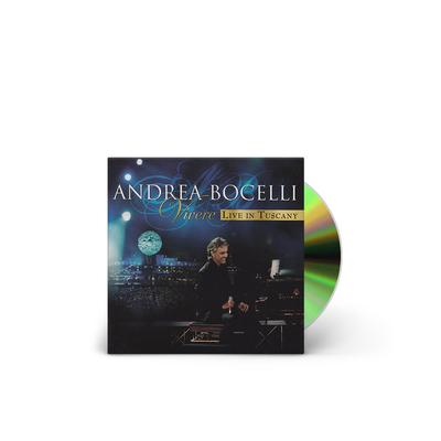 Andrea Bocelli: Vivere Live in Italy