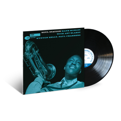 Hank Mobley : Soul Station LP (Blue Note Classic Vinyl Edition)