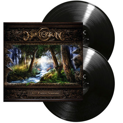 Wintersun: The Forest Seasons Limited Edition Vinyl + Signed Insert