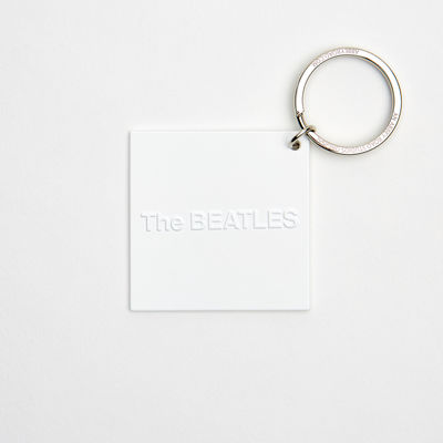 Abbey Road Studios: The Beatles White Album Keyring