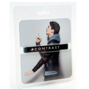 Conor Maynard: Contrast: MP3 Album Wristband