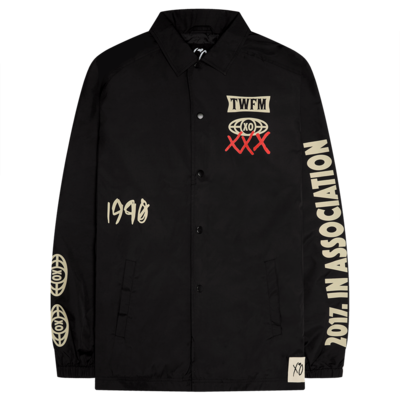The Weeknd: Sponsored Coach Jacket