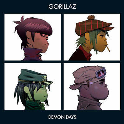 Gorillaz: Demon Days