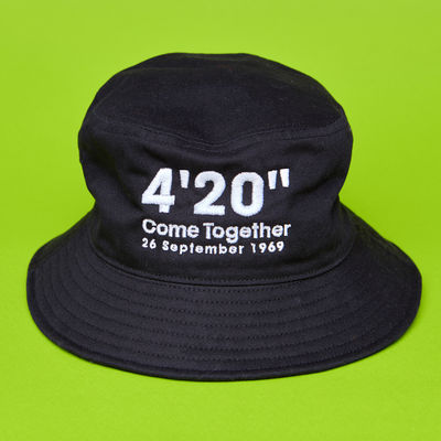 "Abbey Road Studios: The 4'20"" Come Together Bucket Hat"