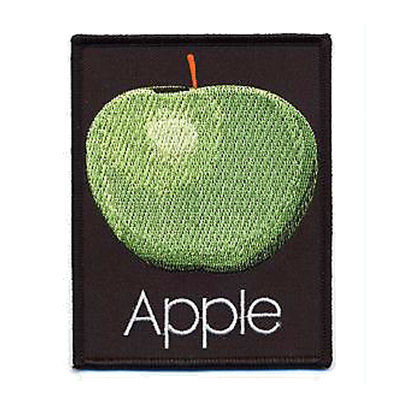 The Beatles: Apple Records Logo Patch