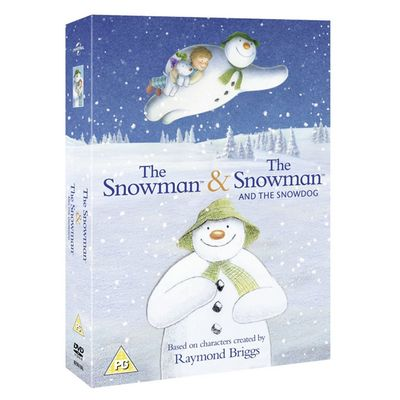 The Snowman: The Snowman & The Snowman and The Snowdog (DVD)