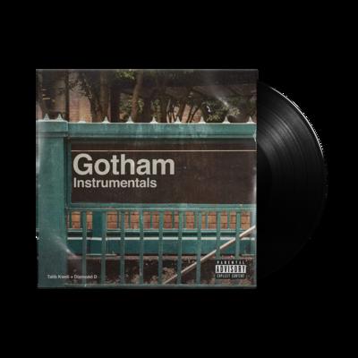 Gotham (Talib Kweli & Diamond D): Gotham Instrumentals