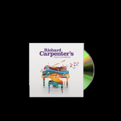 Richard Carpenter: Richard Carpenter's Piano Songbook CD