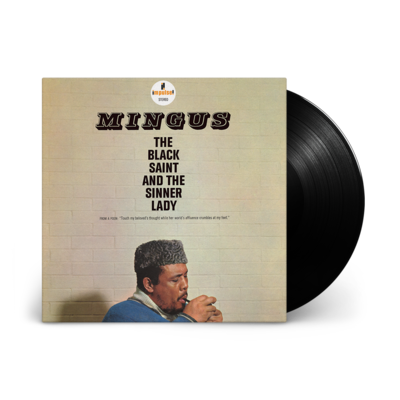Charlie Mingus: The Black Saint And The Sinner Lady