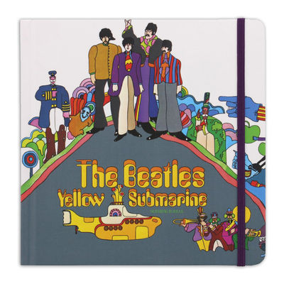 The Beatles: Yellow Submarine Notebook