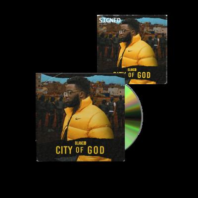 Blanco: City Of God *SIGNED*