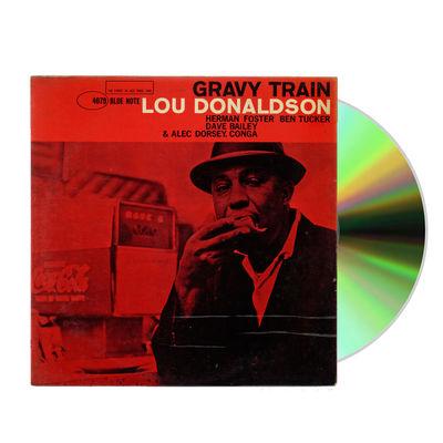 Lou Donaldson: Gravy Train