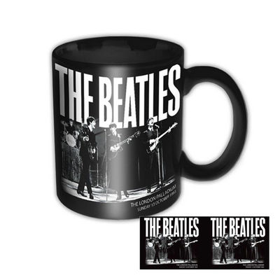 The Beatles: Boxed Mug Palladium 1963