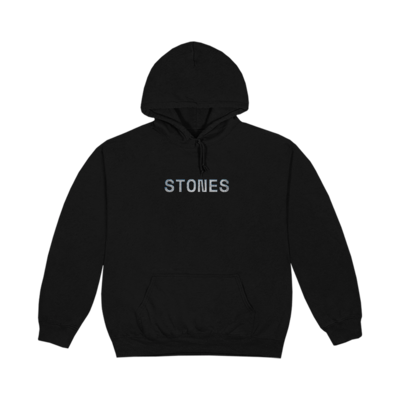 The Rolling Stones: Charlotte No Filter Tour 2021 Hoodie