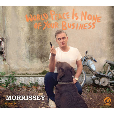 Morrissey: World Peace Is None of Your Business - CD Album