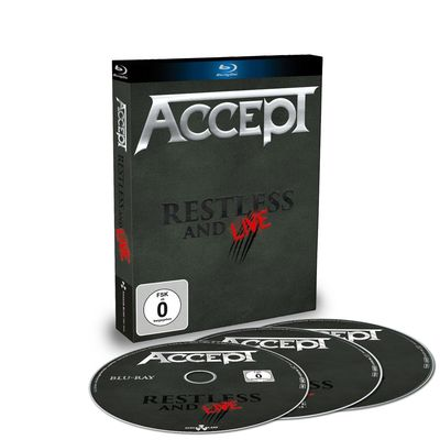 Accept: Restless & Live
