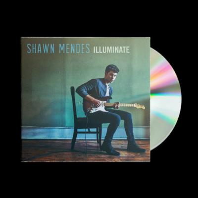Shawn Mendes: Illuminate CD