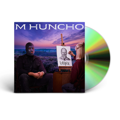 M Huncho: Utopia: Limited Signed CD