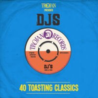 Various Artists: Trojan Presents DJs  40 Toasting Classics